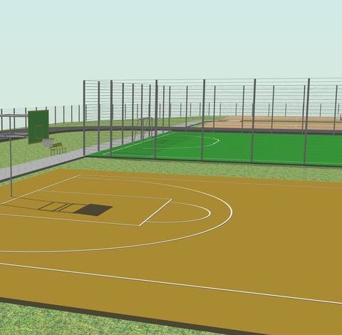 В Белгороде-Днестровском задумали построить новый спорткомплекс