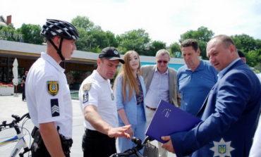 Полиция на двух колесах: история велосипедных патрулей