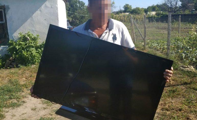 В Овидиопольском районе из частных домов воруют технику