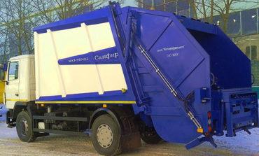 В Болграде появится коммунальный мусоровоз