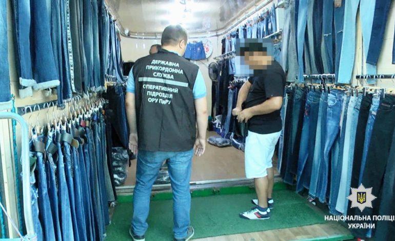 Правоохранители обнаружили на одесском «7 километре» тринадцать нелегалов
