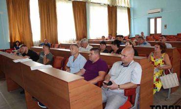 В Болграде шла борьба за премии коммунальщикам