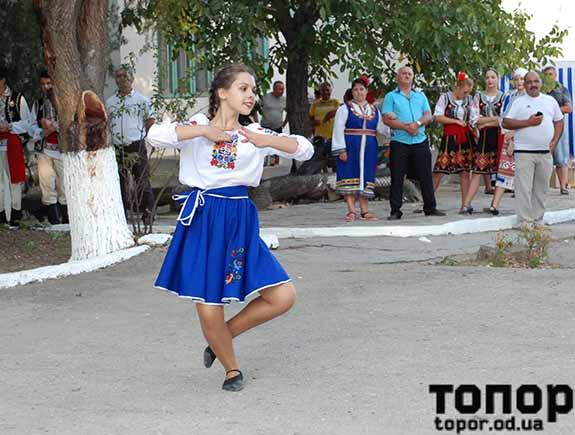 В Голице Болградского района отметили День села (фото)