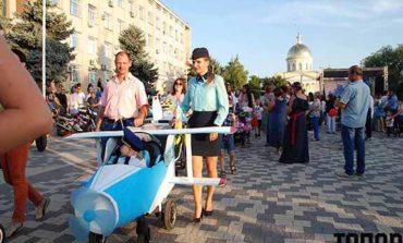 Парад колясок в Болграде (фоторепортаж)