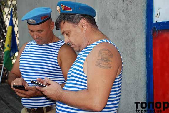 День ВДВ в Болграде (фоторепортаж)