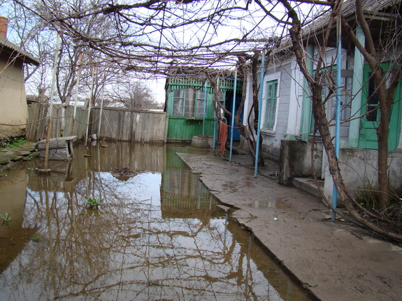 Одесский облсовет выделил средства на дренажную систему в страдающем от подтопления Новосельском Ренийского района