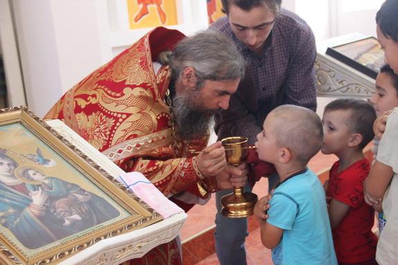 В селе Садовое Арцизского района отметили Храмовый день