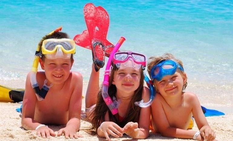 Детям льготной категории Белгорода-Днестровского и района обеспечили отдых у моря