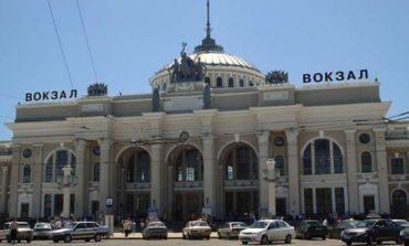 Одесский ЖД вокзал ожидают обновления
