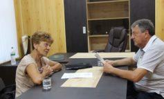 Депутат Одесского областного совета Игнат Братинов провел очередной прием граждан