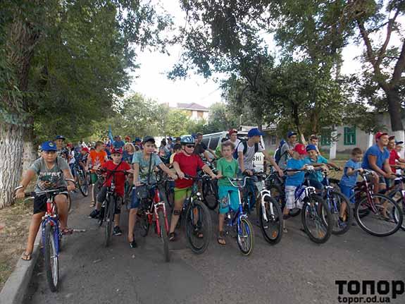 В Болграде проведут велопробег
