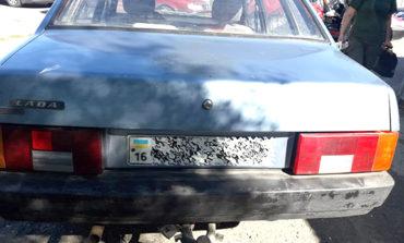 Болградские пограничники выступили в роли автоинспекторов