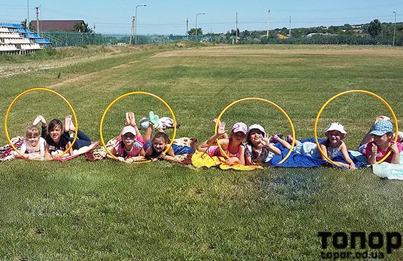 В Болграде подвели итоги оздоровления школьников