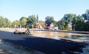 Строительство спортивного комплекса в Болграде вышло на новый этап