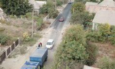 Ремонтируется улица, ставшая камнем преткновения в Аккермане и его округе