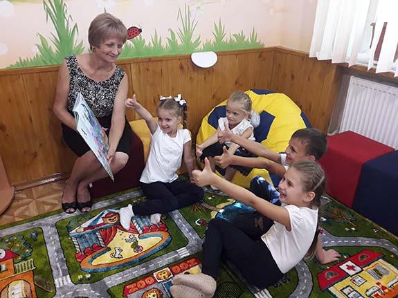 Первоклассникам Болградского района подарили «Живые азбуки»