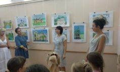 В музее Белгорода-Днестровского выставляли работы по европейским достопримечательностям