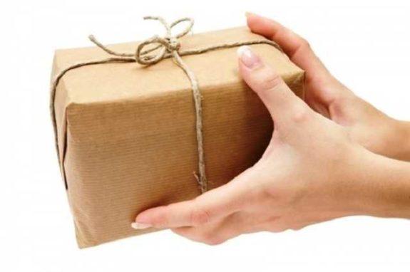 Пятнадцатилетний житель Сараты похитил на почте собственную посылку