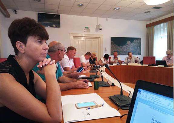 Сельские головы Болградского района познакомились с опытом Словении