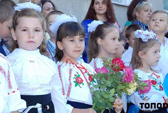 В Болградском районе начался новый учебный год (фоторепортаж)