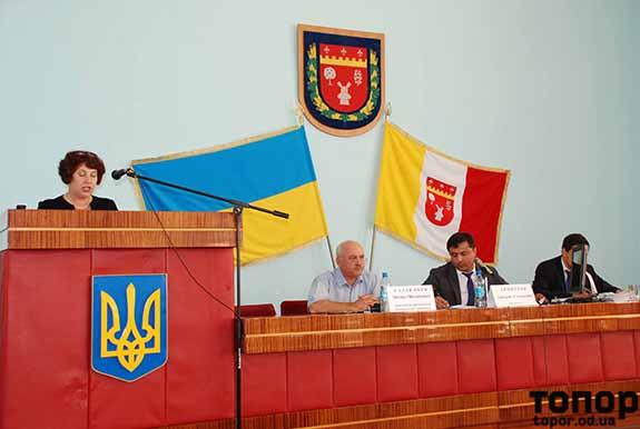 В Болграде в спешном порядке прошла внеочередная сессия райсовета
