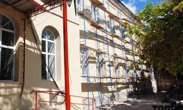Болградская гимназия заканчивает подготовку к юбилею