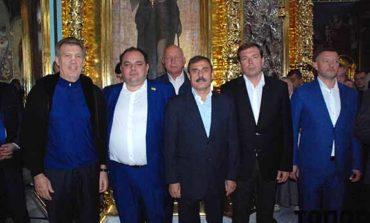 Антон Киссе принял участие в праздновании 180-летия Болградского Спасо-Преображенского собора