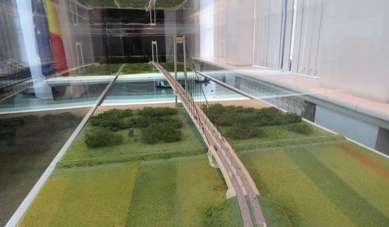В Румынии построят подвесной мост через Дунай