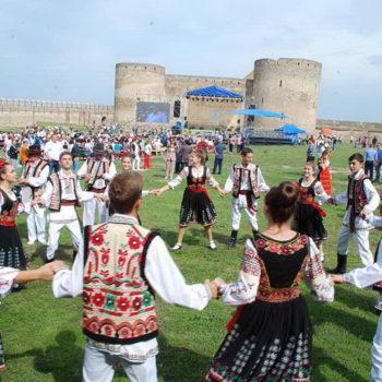 Аккерманская крепость: VIII Всеукраинский болгарский собор в лицах (фото)