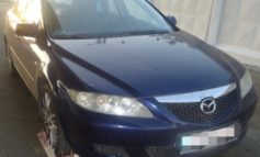 В Кучурганах обнаружили автомобиль, разыскиваемый 12 лет