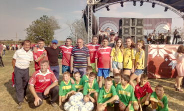Спортсмены Тарутинского района заняли III место в Бессарабских играх