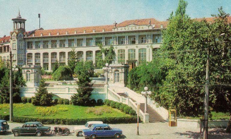 В Аркадии на территории санатория «Молдова» хотят построить очередную высотку