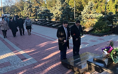 День освобождения Украины отметили в Белгород-Днестровском районе