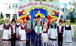Удачный дебют маленьких артистов из Криничного