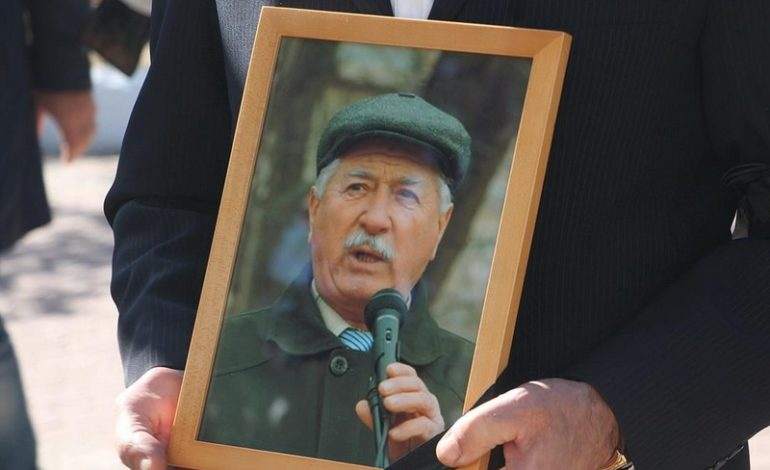 Основателя Гагаузии Степана Топал в Комрате провели в последний путь