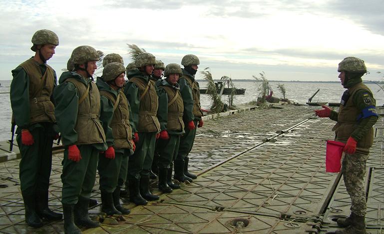 В Белгороде-Днестровском проходят учения
