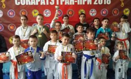 Команда Болграда стала второй на турнире по сокарате