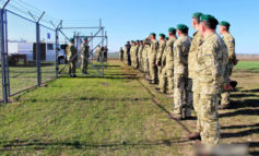 Пограничники Белгород-Днестровского отряда демонстрировали боевую подготовку