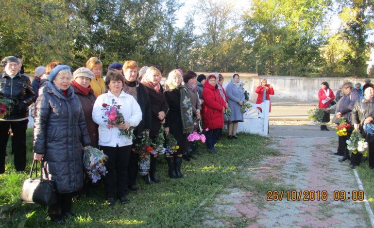 В Шабо Белгород-Днестровского района прошёл День Памяти ко Дню освобождения Украины