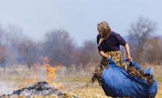 В Рени отказались забирать у населения растительный мусор