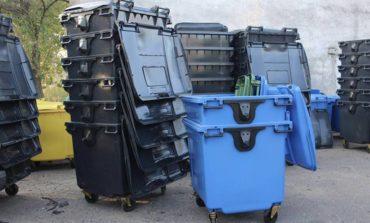 Белгород-Днестровский пополнил запас мусорных контейнеров