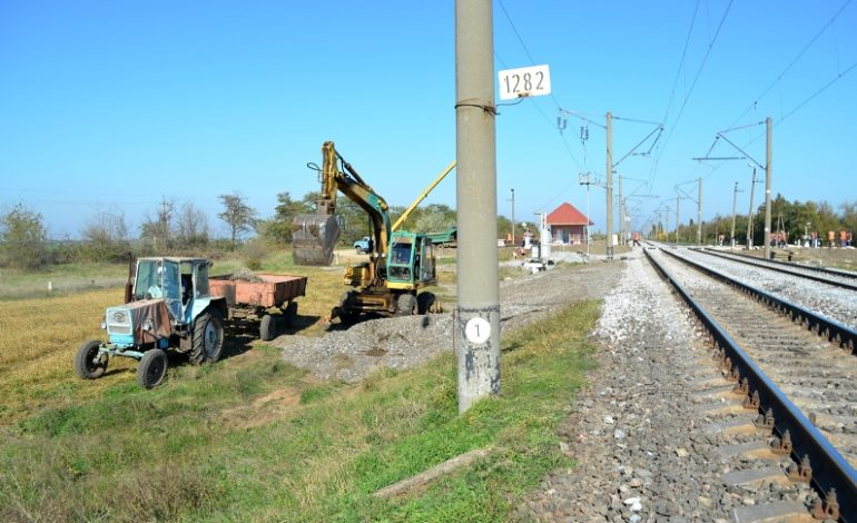 «По европейским стандартам»: железнодорожные переезды в Одесской области готовят к переоборудованию