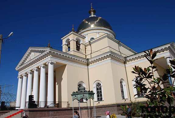 180-летие Болградского Спасо-Преображенского собора (фоторепортаж)
