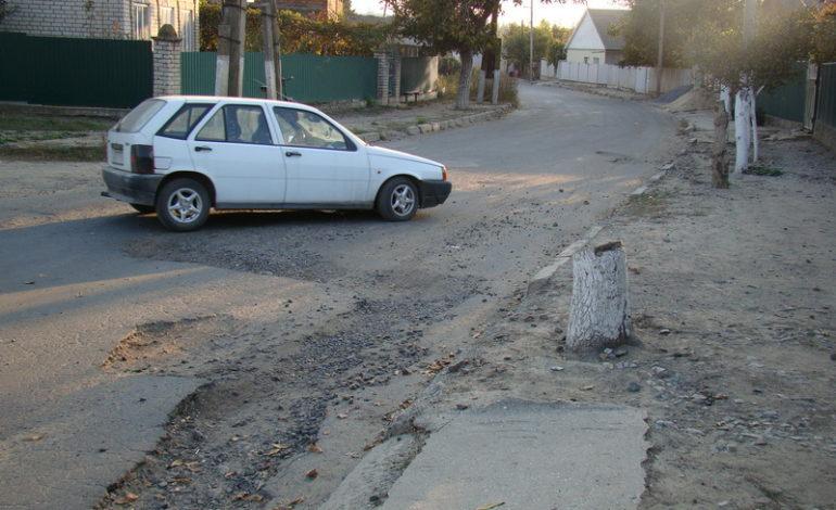 Ренийская мэрия добивается финансирования ремонта «старой» объездной дороги из вышестоящих бюджетов