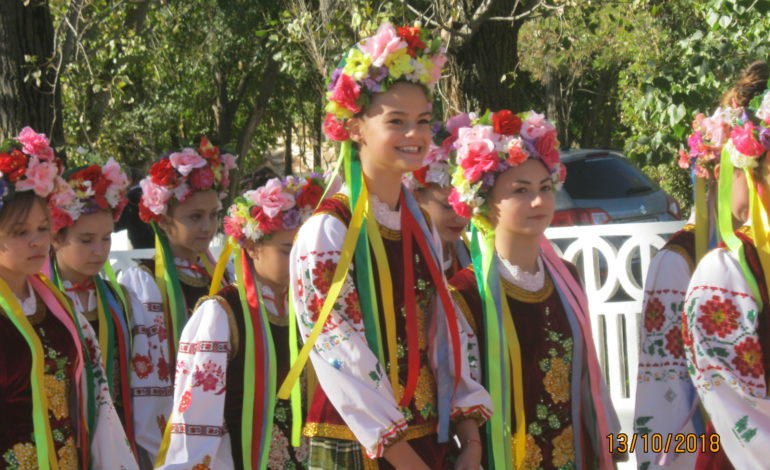 В Саратском районе состоялся фестиваль «Козацька Бессарабия»