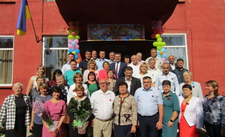 Жители села Подгорное отметили 200-летний юбилей школы