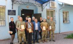 Городской совет  Арциза чествовал  участников  боевых действий