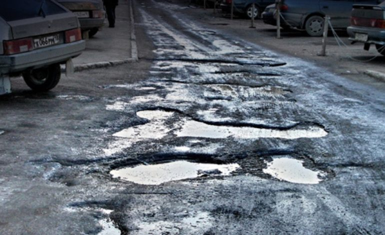 Добиваться ремонта старой ренийской «объездной дороги» бесперспективно?
