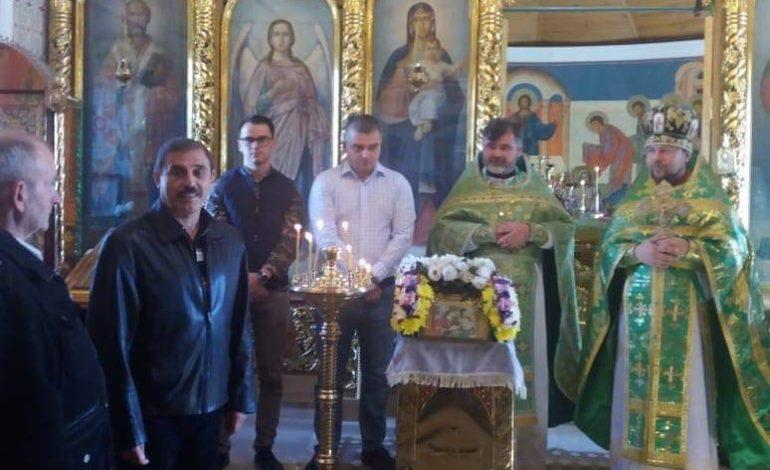 Село Приозерное Килийского района отметило Храмовый праздник