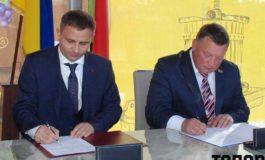 У Болграда появился побратим в Беларуси